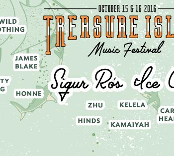 Treasure Island Music Festival 2016