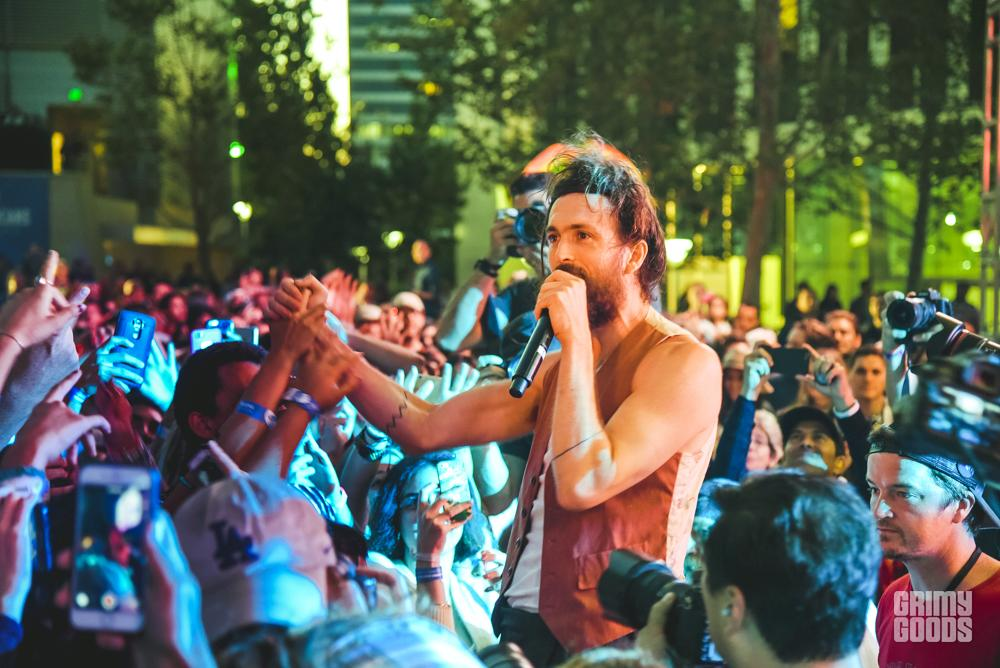 Edward Sharpe & The Magnetic Zeros at Annenberg Space