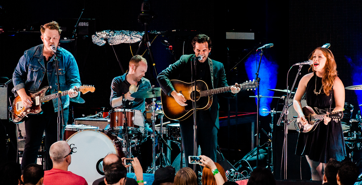 The Lone Bellow at The Greek