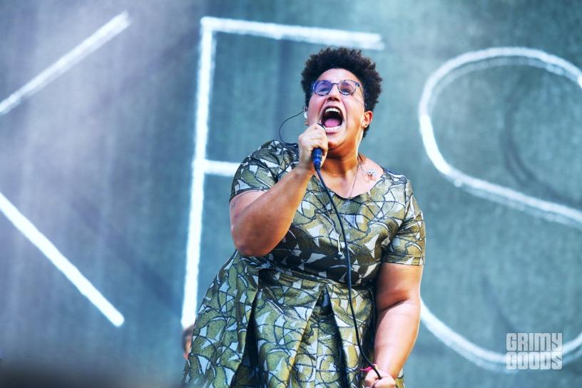 Alabama Shakes at Panorama Festival 2016