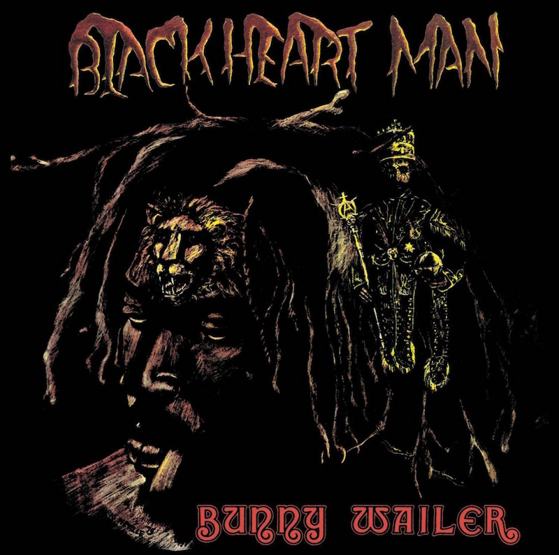 Bunny Wailer Album Cover photo