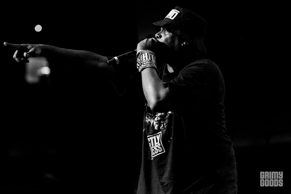 EPMD at The Art of Rap Festival at Hollywood Palladium