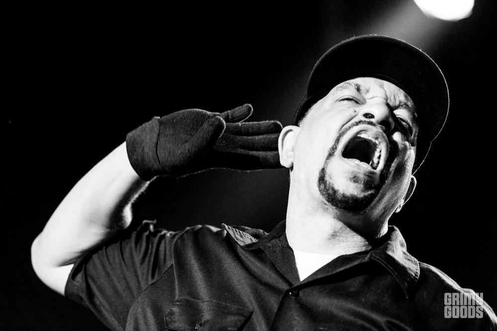 Ice-T at The Art of Rap Festival at Hollywood Palladium