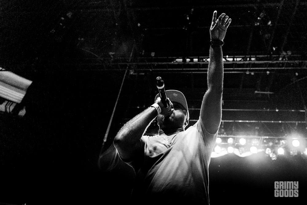 Mobb Deep at The Art of Rap Festival at Hollywood Palladium