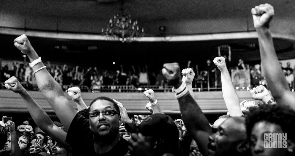 The Art of Rap Festival at Hollywood Palladium