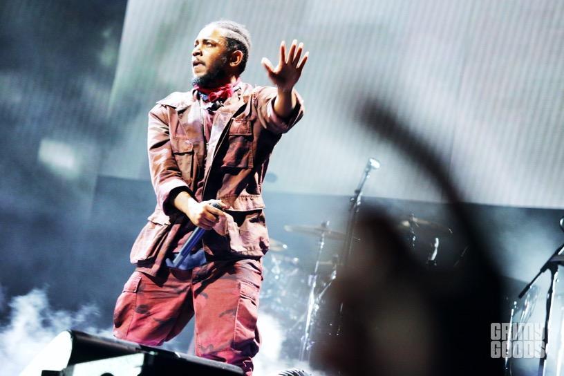Kendrick Lamar at Panorama Festival