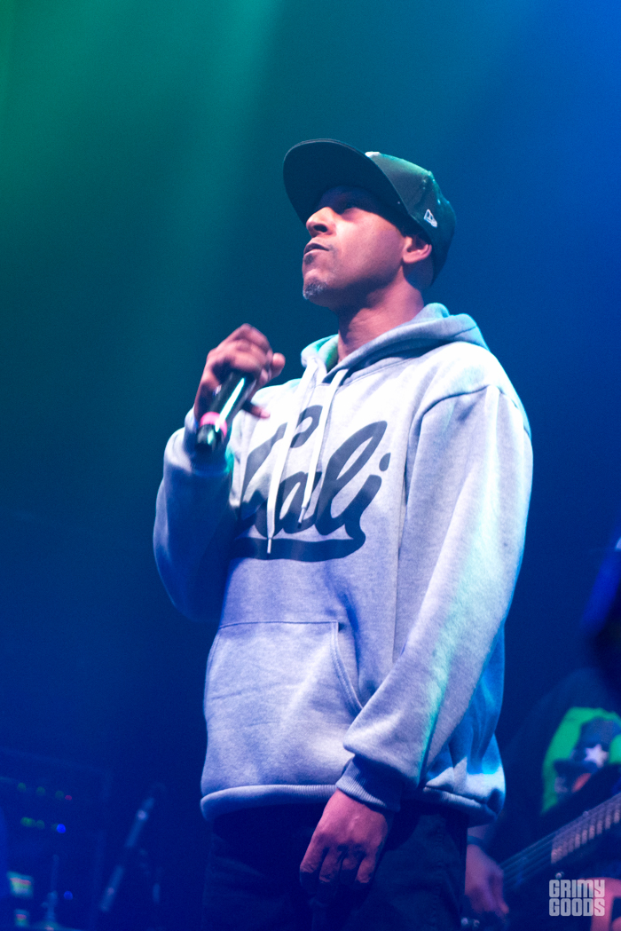 Digable Planets at The Regent
