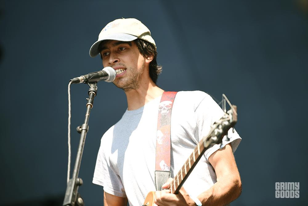 Alex G at FYF 2016 in Exposition Park, Los Angeles