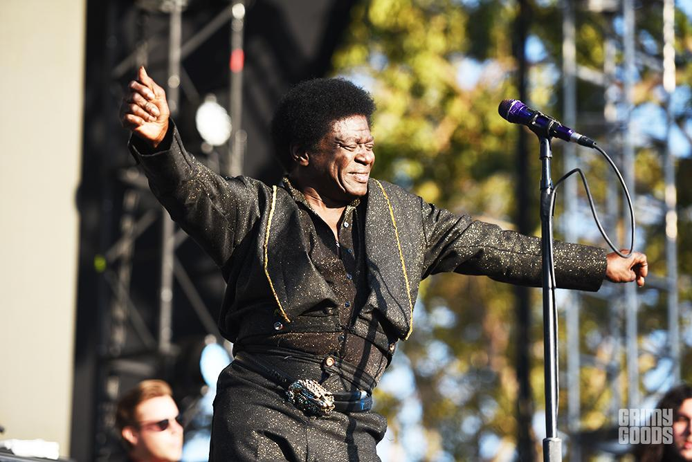 Charles Bradley and The Extraordinaires at FYF 2016