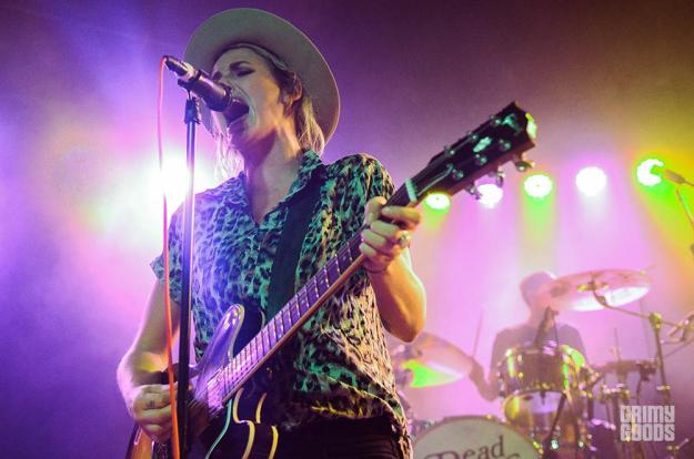 Emily Armstrong of Dead Sara at The Glass House