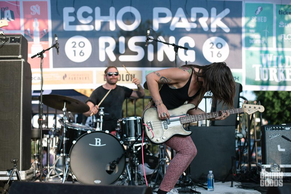 Feels at Echo Park Rising 2016