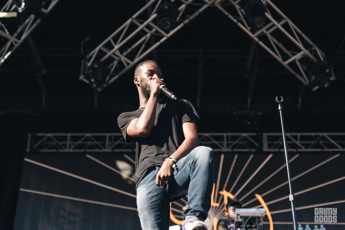 Goldlink at Day N Night Fest