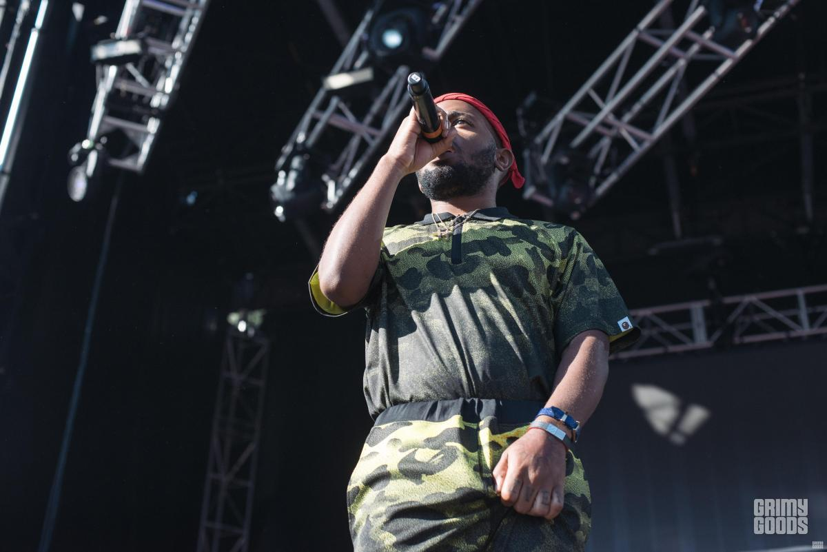 Madeintyo at Day N Night Fest at The Observatory