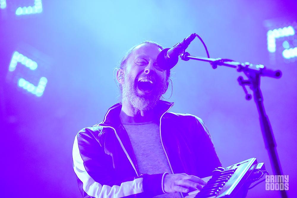 Radiohead at Outside Lands 2016 photos