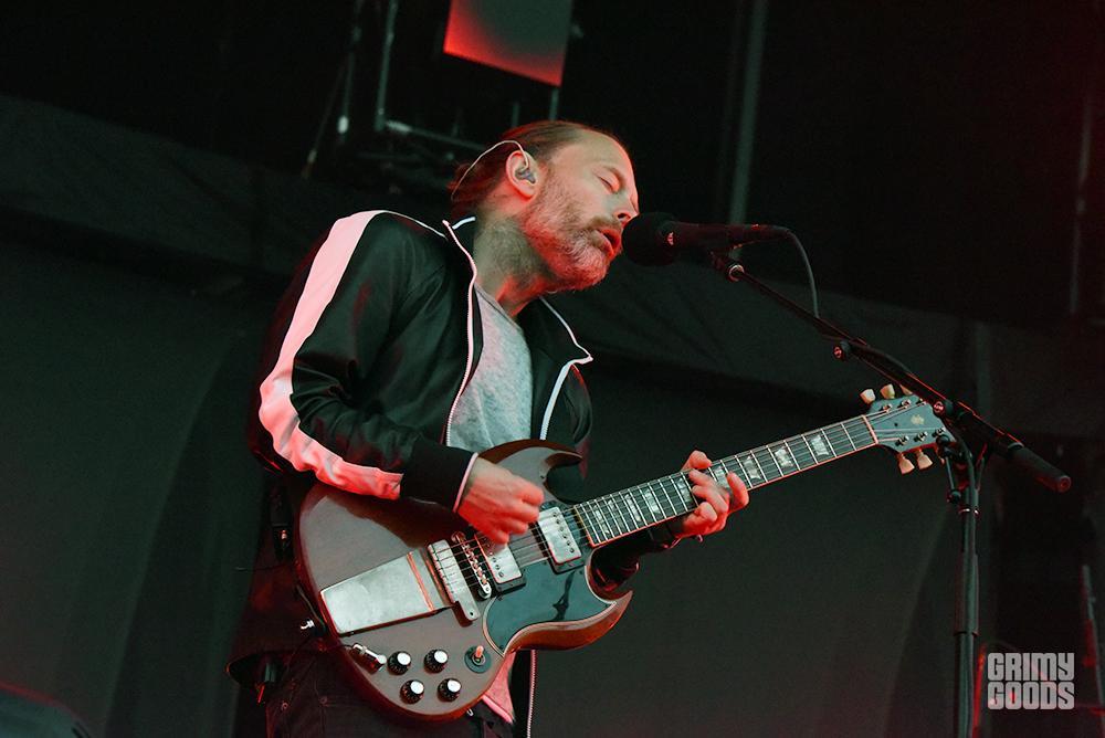Radiohead at Outside Lands photos