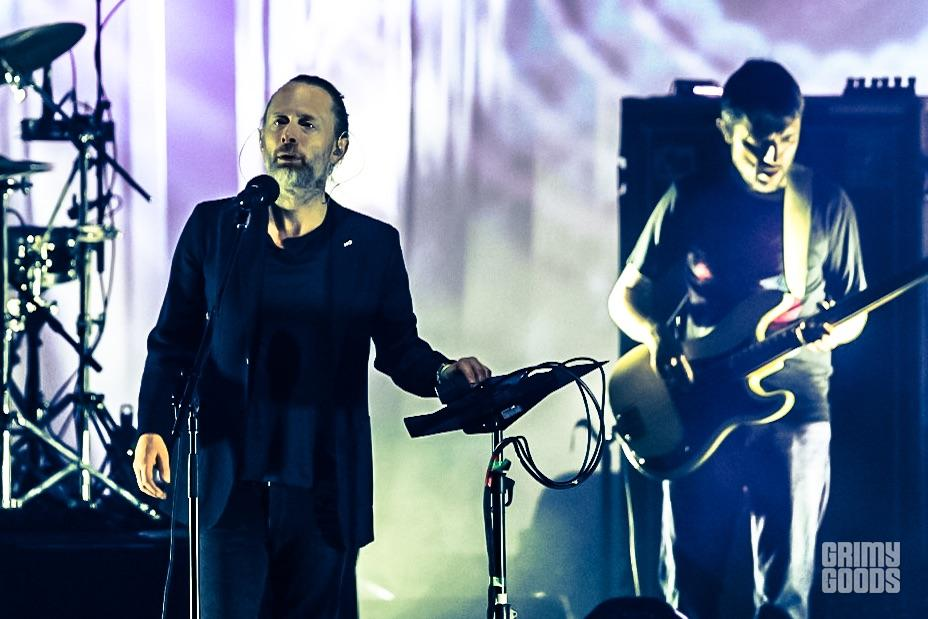 Radiohead at The Shrine Auditorium, Los Angeles