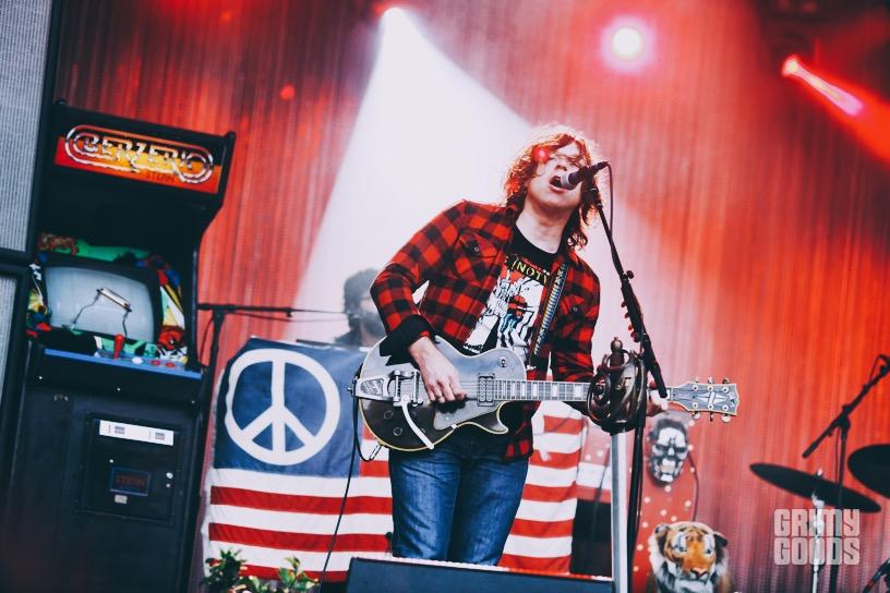 Ryan Adams at Outside Lands Music Festival