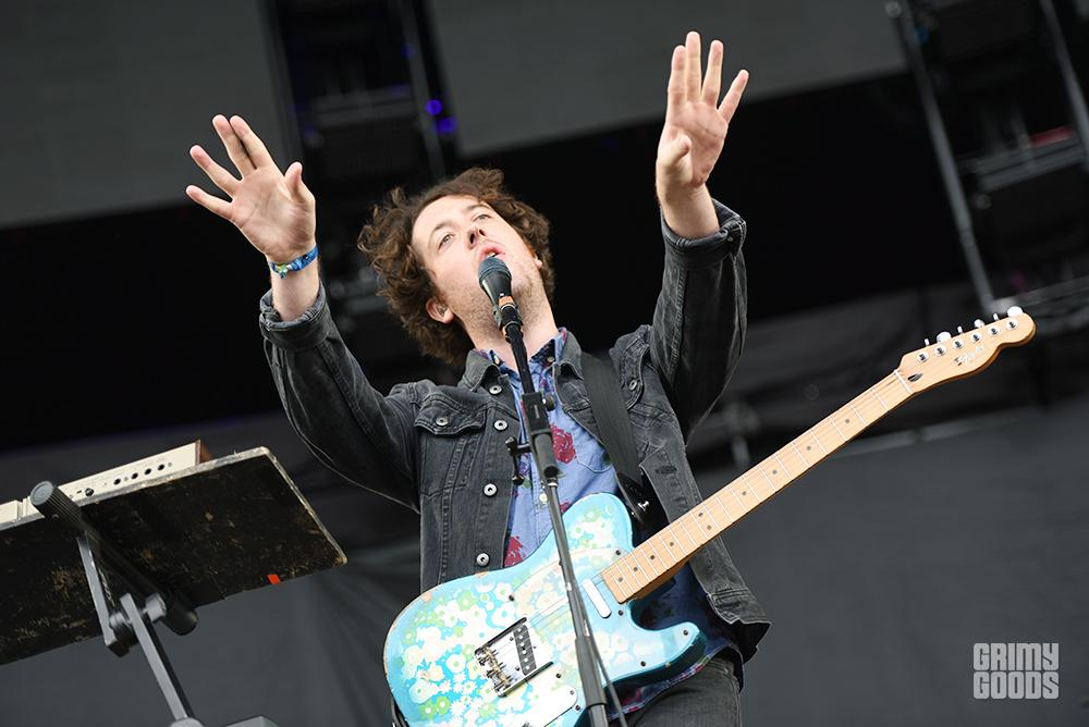 The Wombats Outside Lands 2016 photos