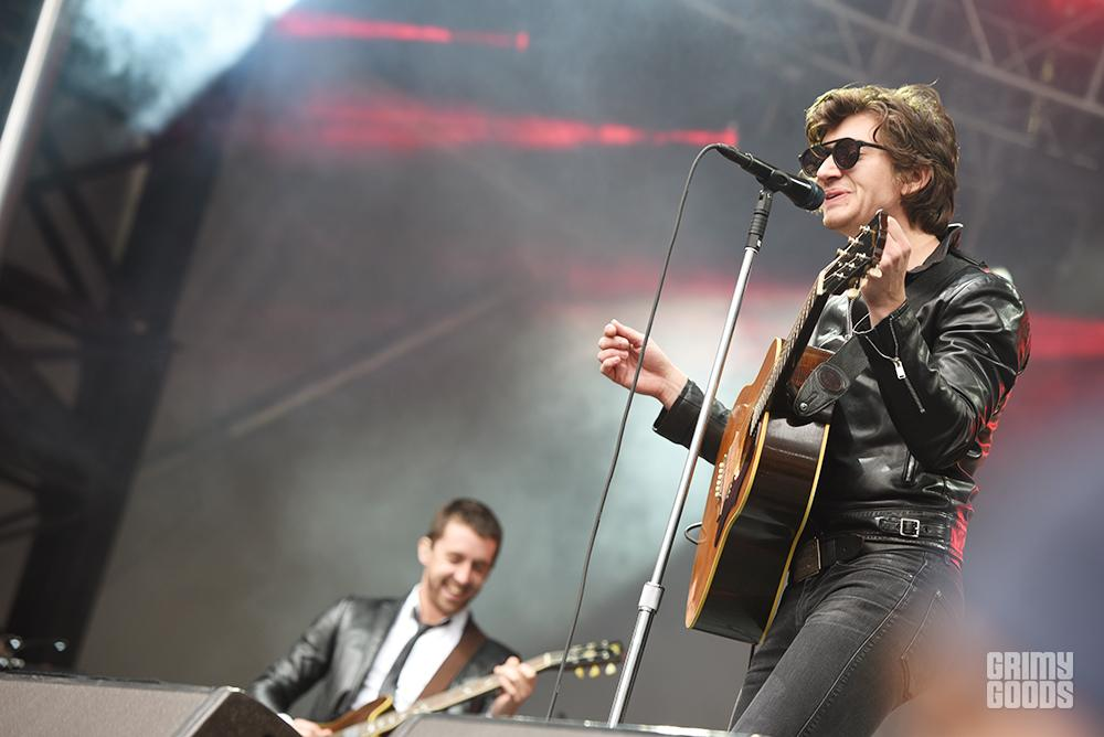 The Last Shadow Puppets at Outside Lands 2016 photos