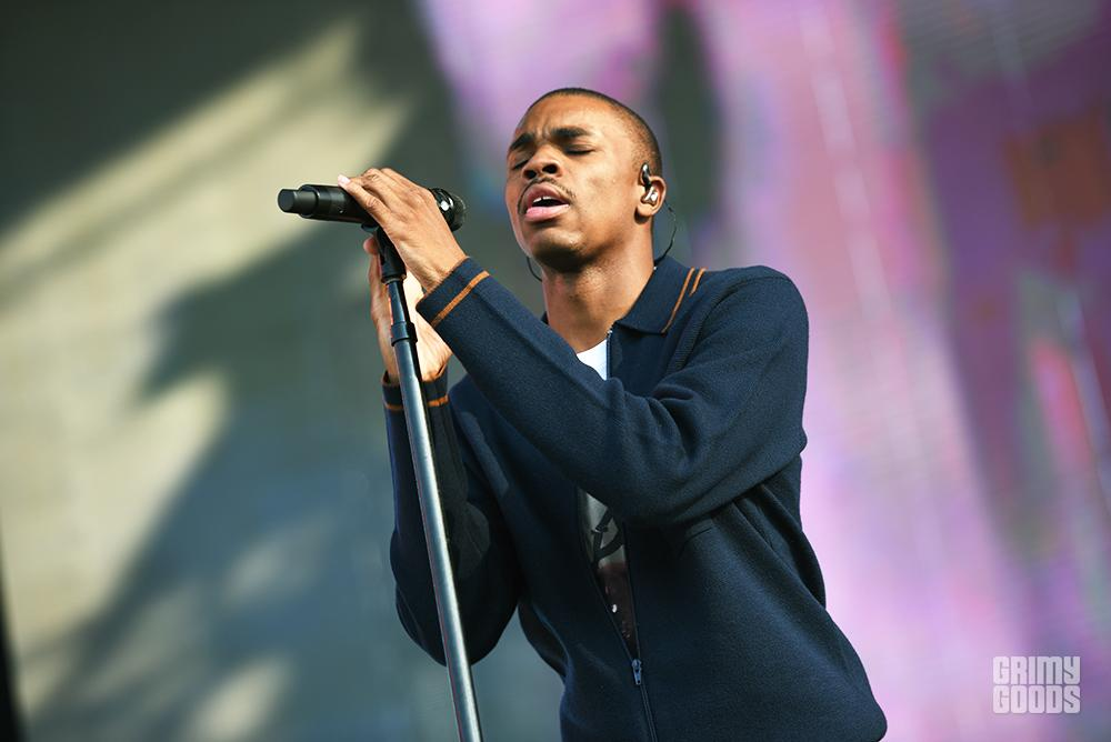 Vince Staples at FYF 2016 in Exposition Park, Los Angeles