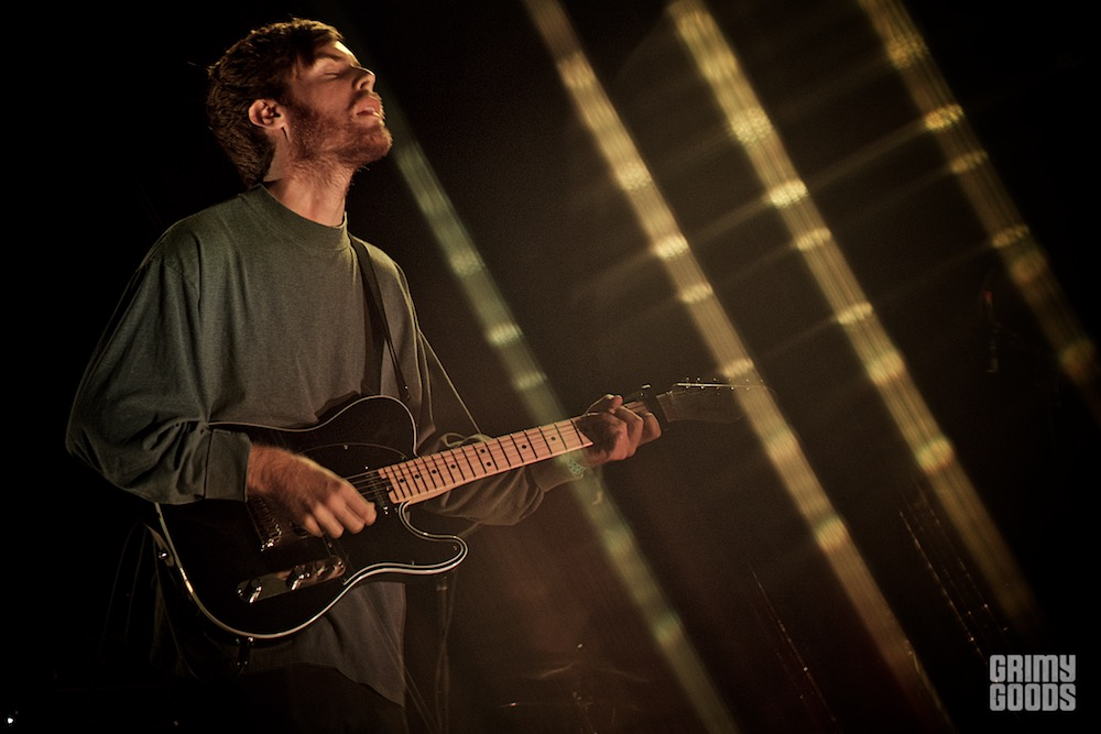 Wild Nothing Performs Live at The Fonda Theater in Los Angeles, CA on August 24, 2016