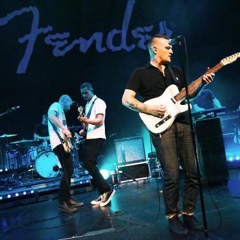Cold War Kids at Fender Hollywood Opening