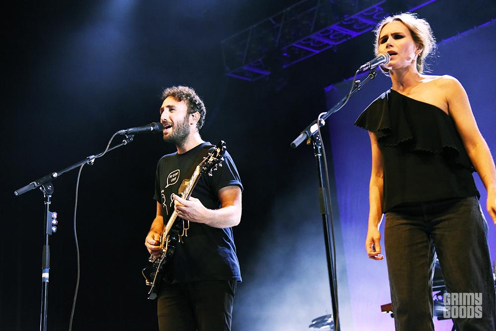 Local Natives at the Greek Theatre