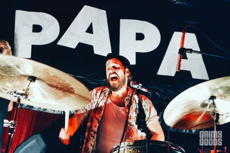 papa band