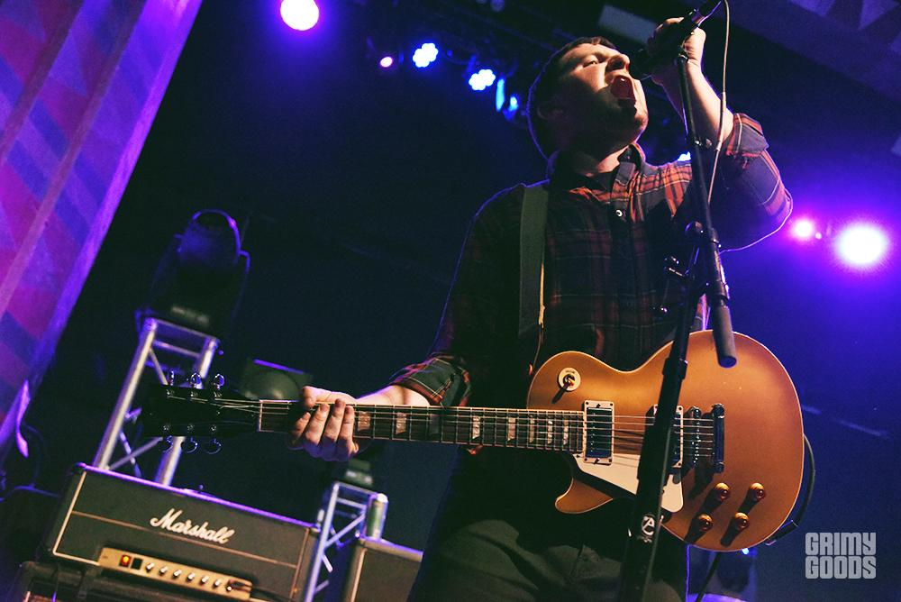 The Menzingers at the Regent Theater