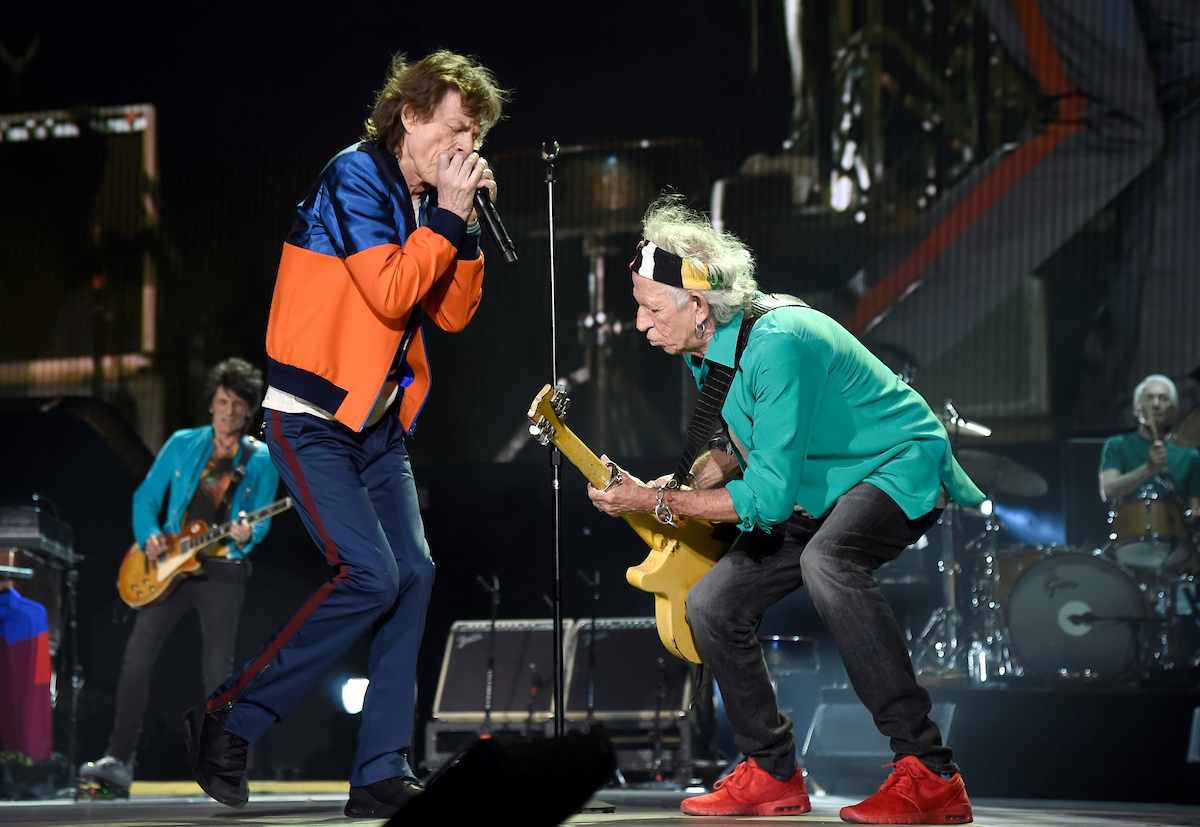 Rolling Stones Desert Trip