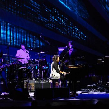 Norah Jones at Greek Theatre