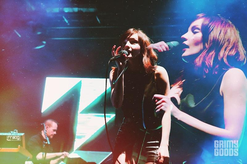 CHVRCHES at Hollywood Forever