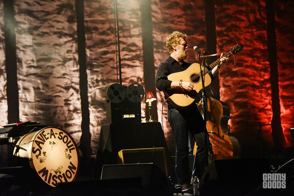 Glen Hansard at the Wiltern