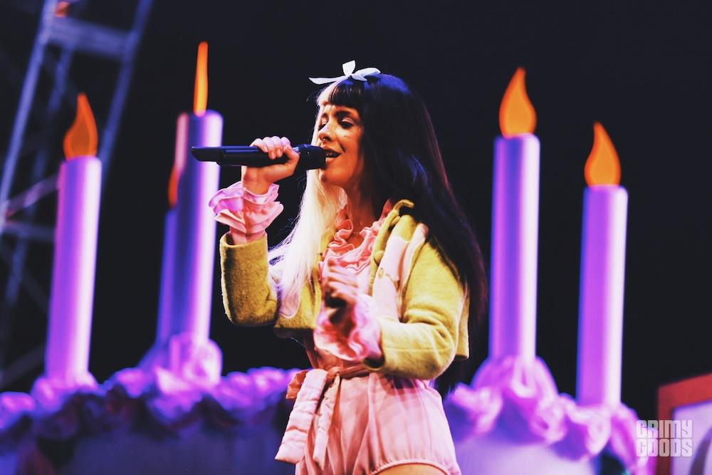 Melanie Martinez at Beach Goth 2016