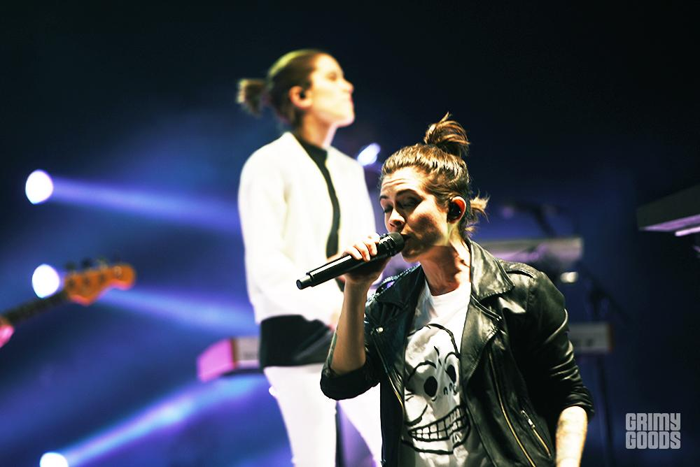Tegan and Sara at the Wiltern