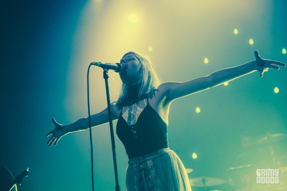 Aurora at Fonda Theatre