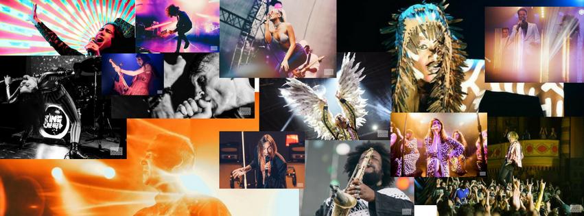 best concert photography 2016