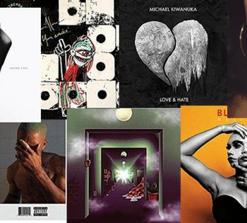 Best Albums 2016