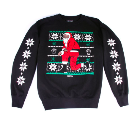 NAs ugly christmas sweater