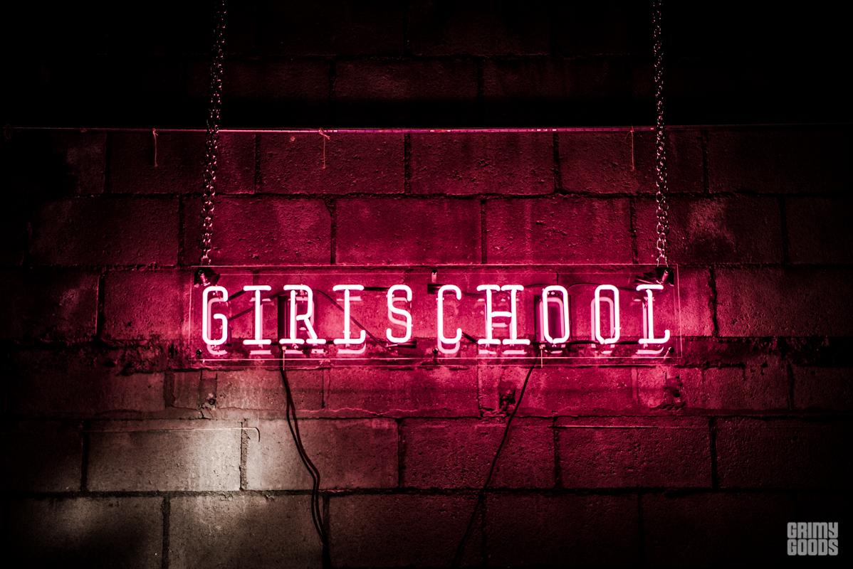 GIRLSCHOOL 2017