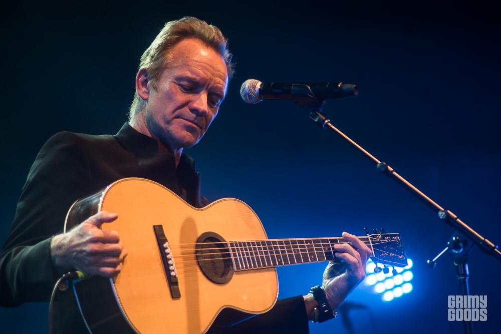 Sting Celebrating David Bowie at The Wiltern