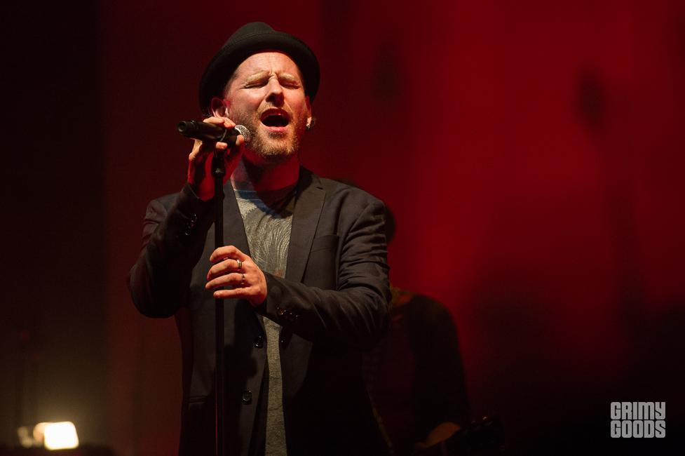 Corey Taylor Celebrating David Bowie at The Wiltern