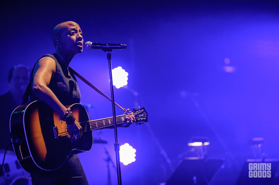 Gail Ann Dorsey Celebrating David Bowie at The Wiltern