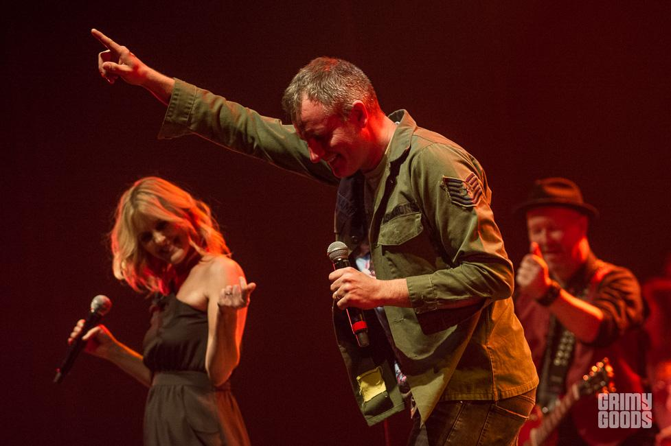 Joe Sumner Celebrating David Bowie at The Wiltern