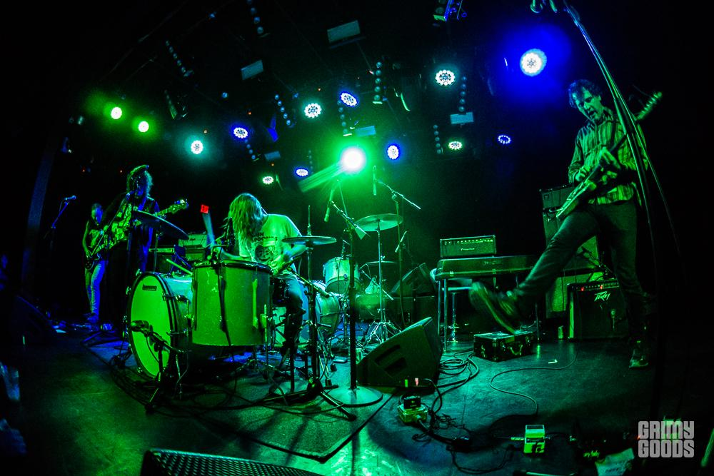 CCR Headcleaner at Teragram Ballroom - Photo: ZB Images