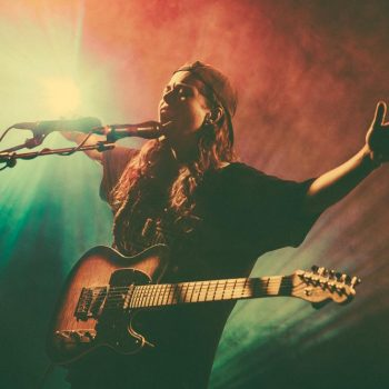 Tash Sultana at The Echo, Los Angeles -- Photo: Andrew Gomez