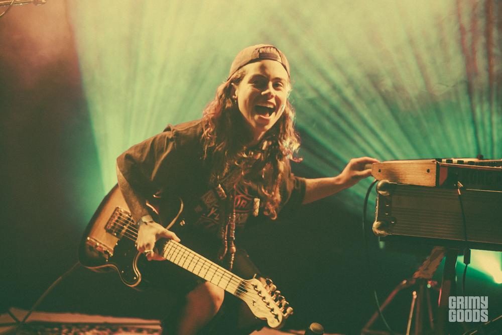 Tash Sultana at The Echo, Los Angeles -- Photo: Andrew Gomez