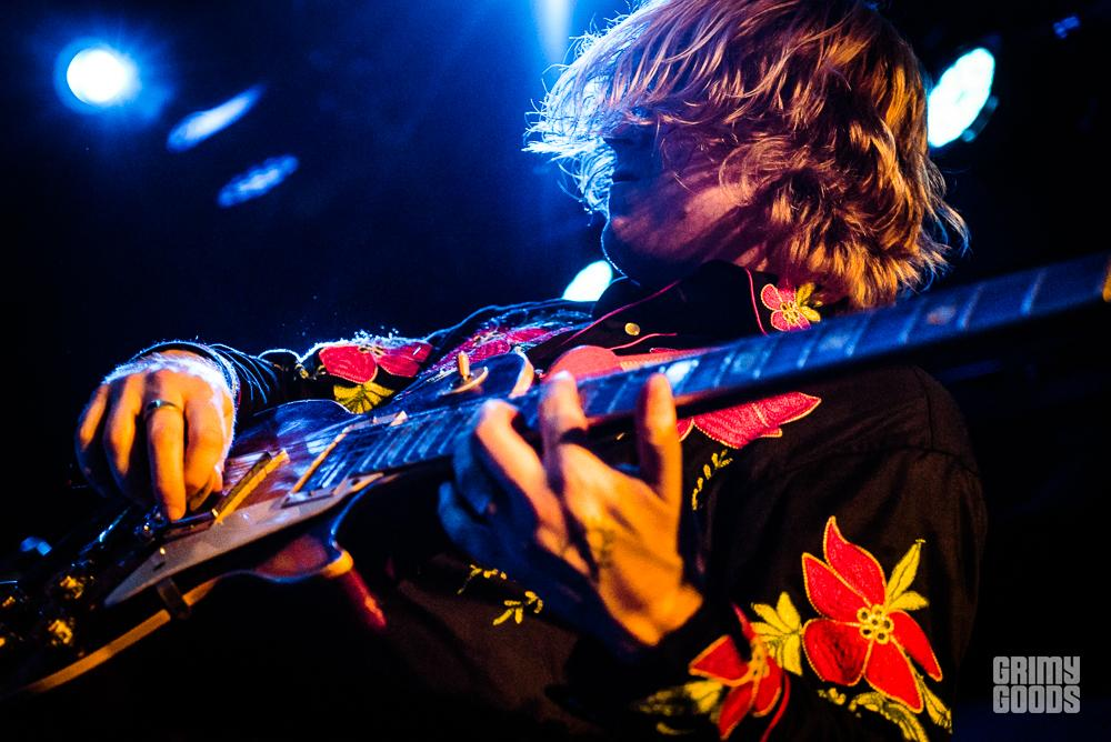 Ty Segall at Teragram Ballroom - Photo: ZB Images