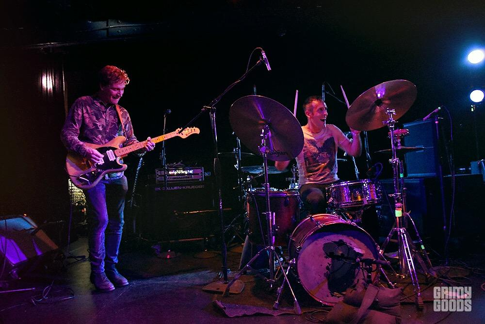 Vertical Scratchers at the Echoplex -- Photo: Danielle Gornbein