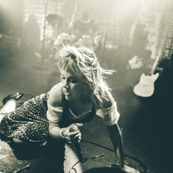 Bleached at Echoplex -- Photo: Andrew Gomez